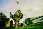 Matternet's automated drone-docking station makes its real-life debut in Switzerland