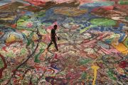 World Largest Painting Sells for $ 62 million Dollars at Dubai Auction