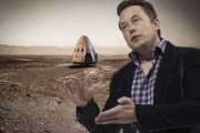 Elon Musk Explains His Plans for SpaceX to Colonize Mars