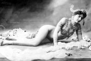 Trilogy of Women Spies Part I - Mata Hari