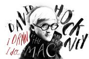"""David Hockney - A Book of Paintings and a """"History of Pictures"""""""
