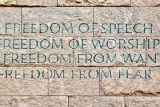 Franklin D Roosevelt - Four Freedoms