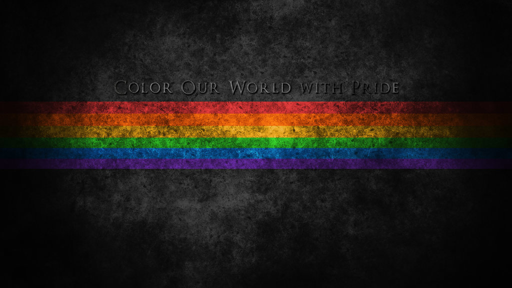 color our world with pride