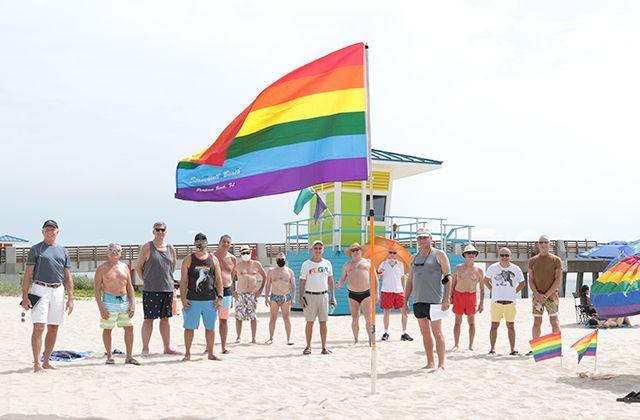 Stonewall Beach - Pompano Beach, Florida