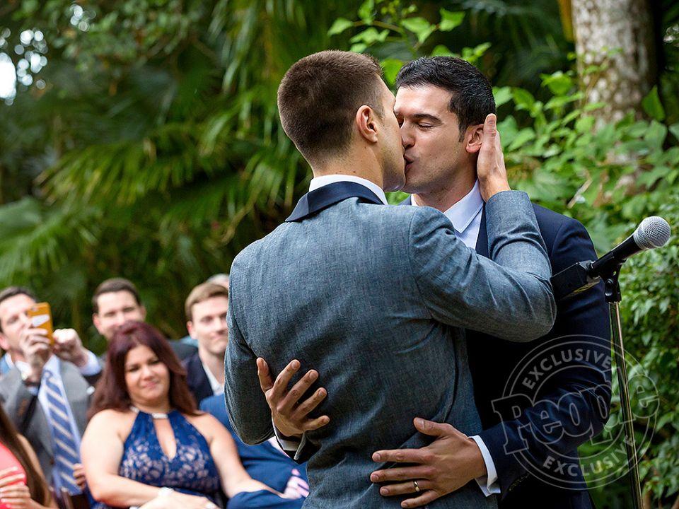 Gio Benitez Tommy DiDario's Wedding