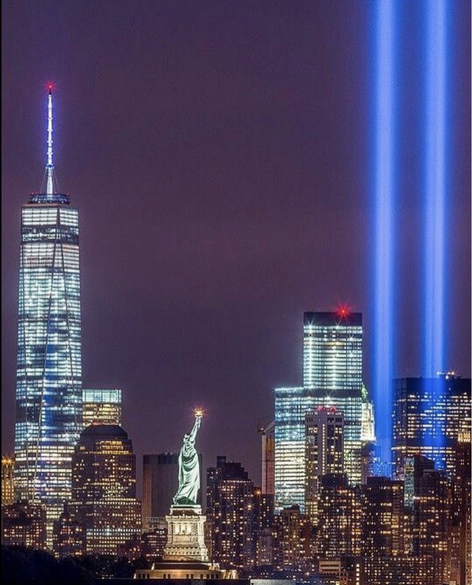 In Loving Memory of the Victims of 9 11<br />Friday, September 11, 2020
