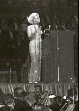 Marilyn singing BW Stage 2