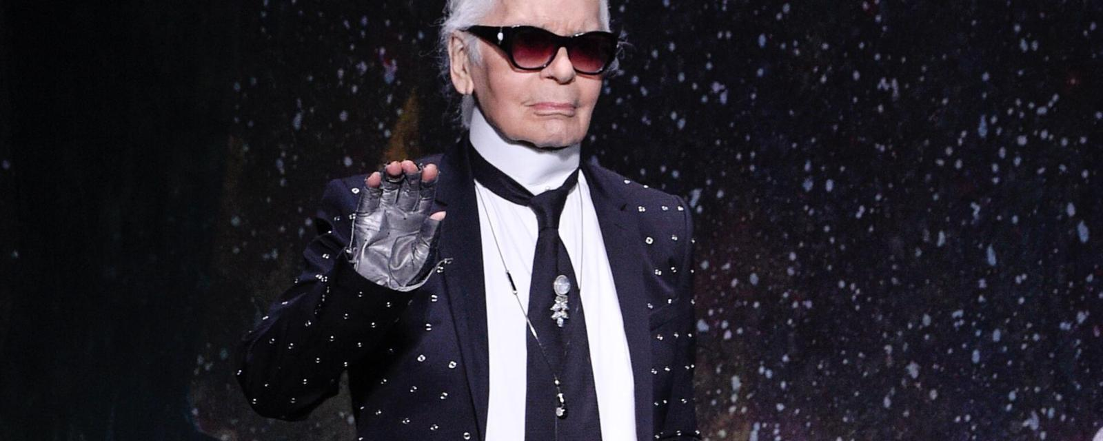 Karl Lagerfeld Iconic Design Moments