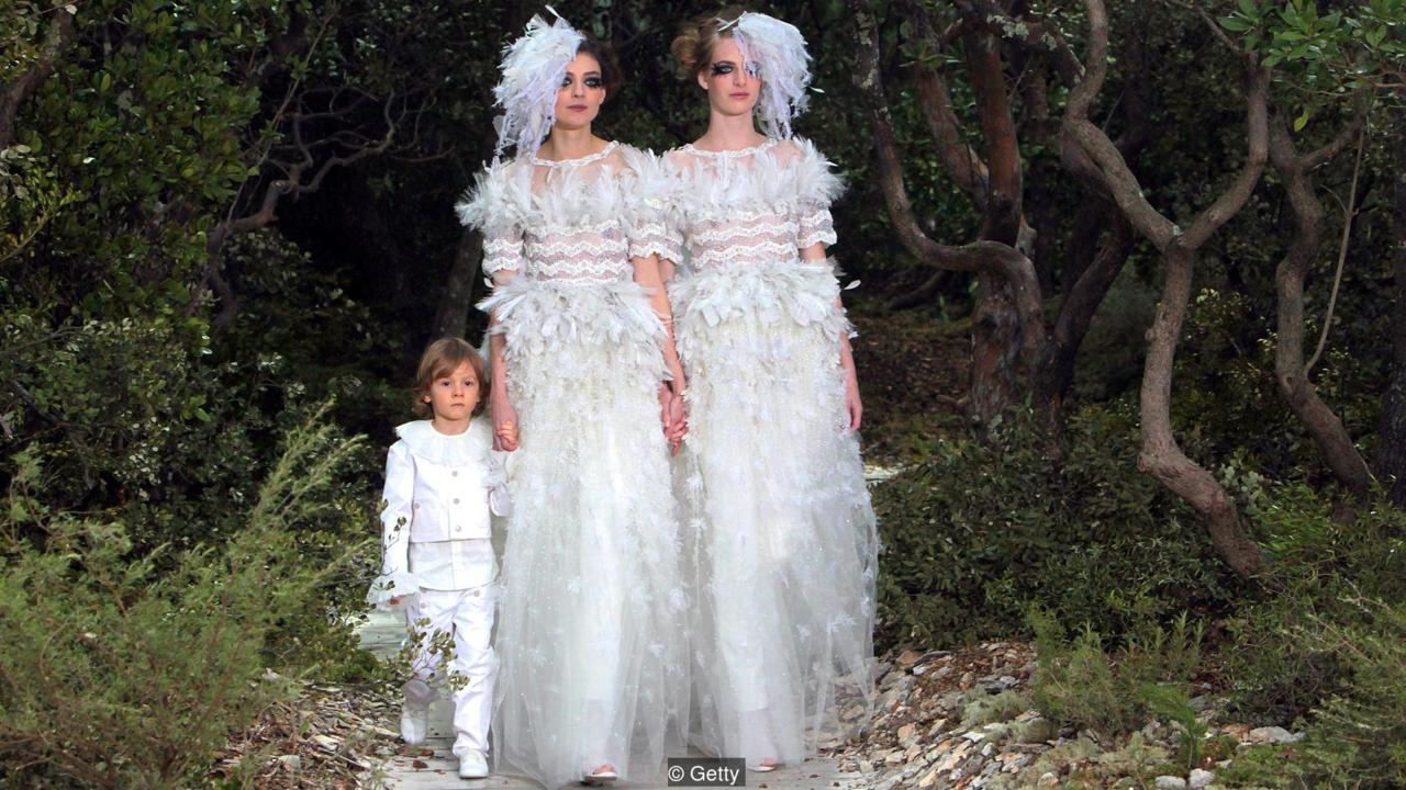same sex women wedding dresses