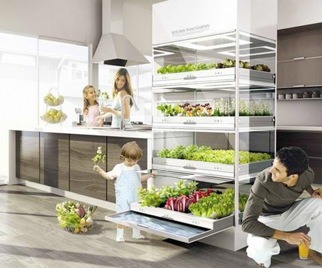 Green Home Inventions Nano Garden