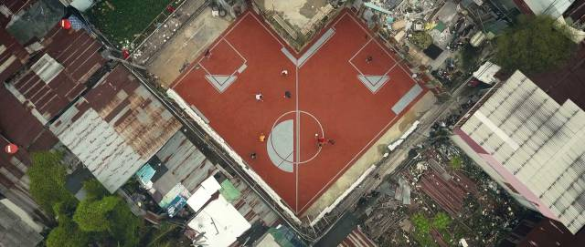 ap thailand bangkok unusual soccer fields