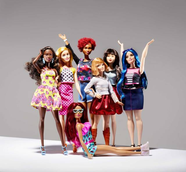 barbie dolls mattel