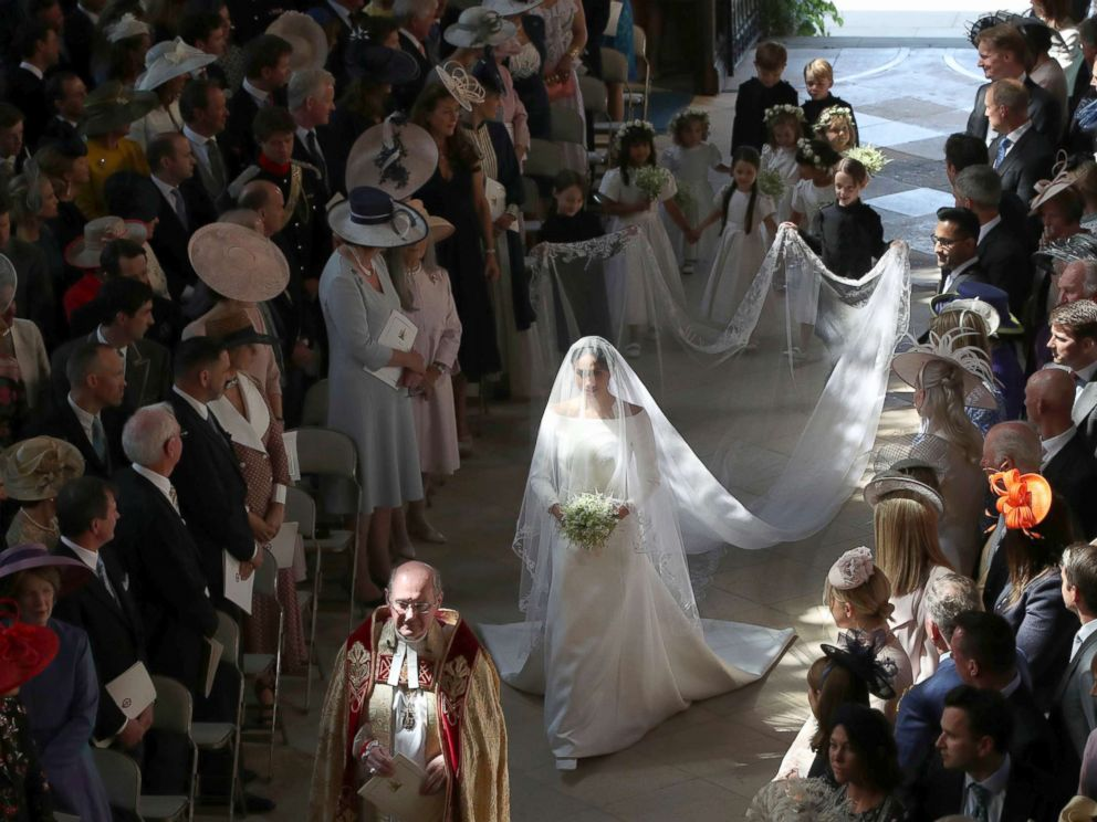 aisle procession royal wedding ap jef 180519 hpMain 4x3 992