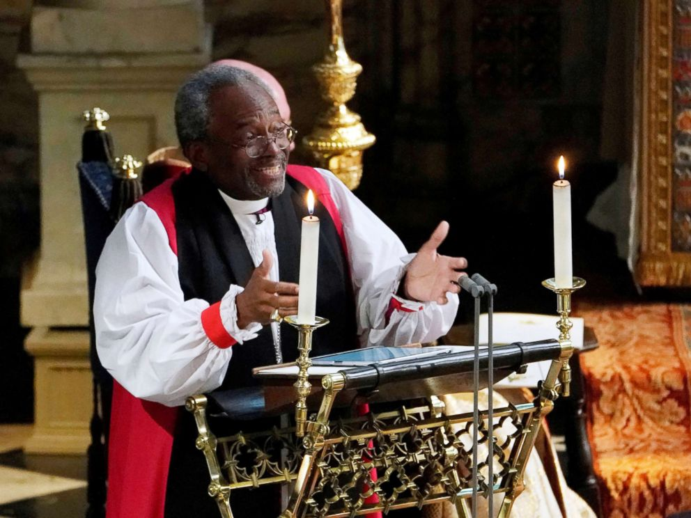 royal wedding rev bishop michael curry rt thg 180519 hpMain 4x3 992