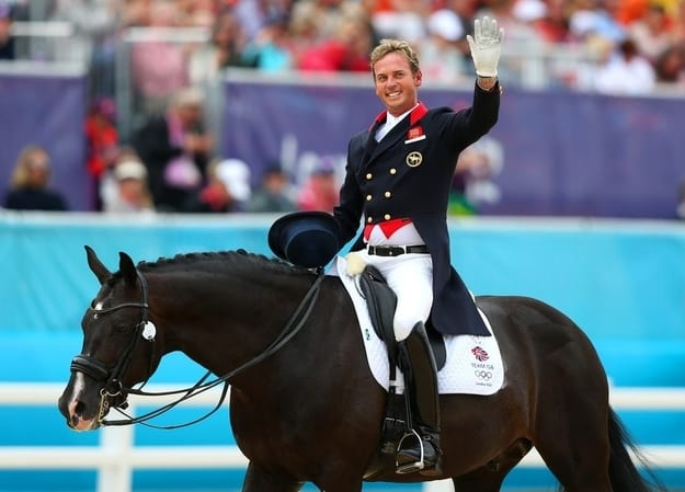 Carl Hester Equaestrian Great Britan 2004