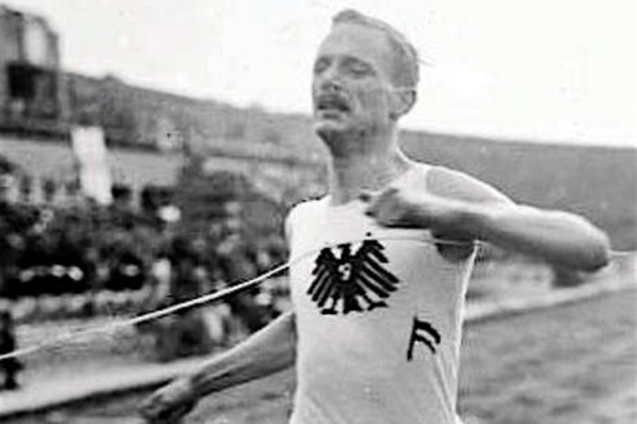 German Runner Otto Peltzer First Gay Olympian 1928