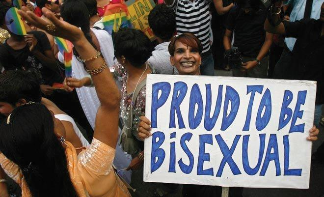 Proud to be Bisexual