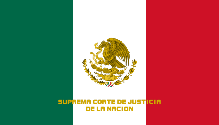 Standard_of_the_Supreme_Court_of_Justice_of_the_Nation_Mexico