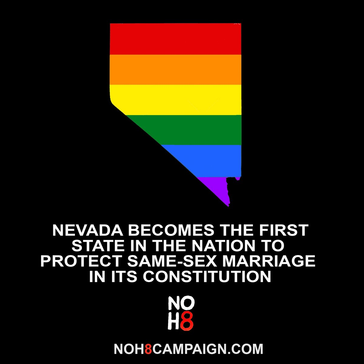 Nevada Gay Map 1st State