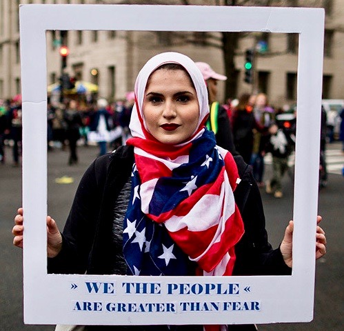 Muslim Women we the people