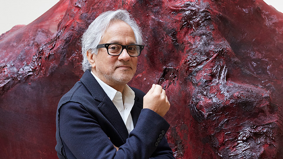 anish kapoor portrait lisson gallery dezeen hero2 1