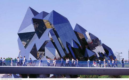 Futuroscope-_Poitiers_france