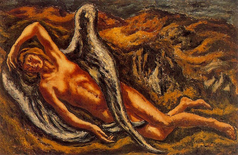 the los angeles dropped leda and the swan 1938