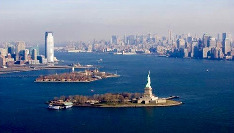 aerial-view-statue-liberty