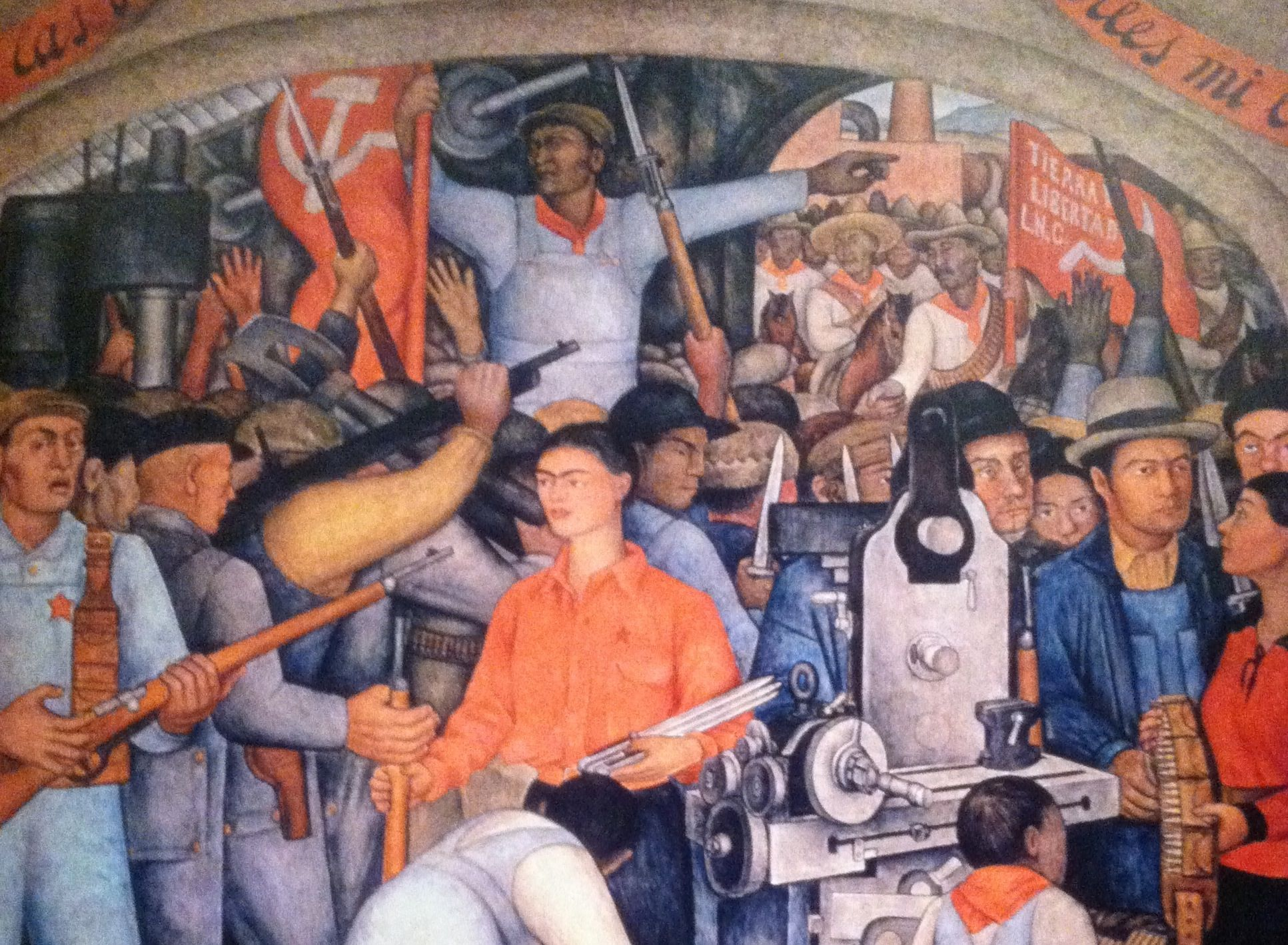 The_Arsenal_Diego_with_Frida_in_Painting