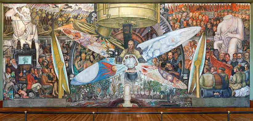 rivera man controler of the universe