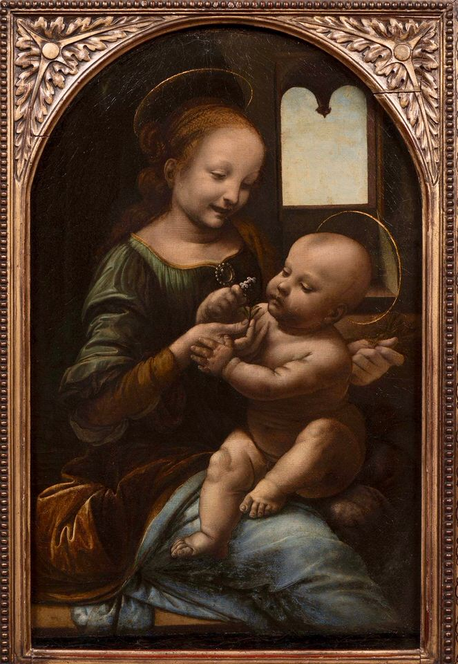 Virgin and Child Benon Madonna 2 1