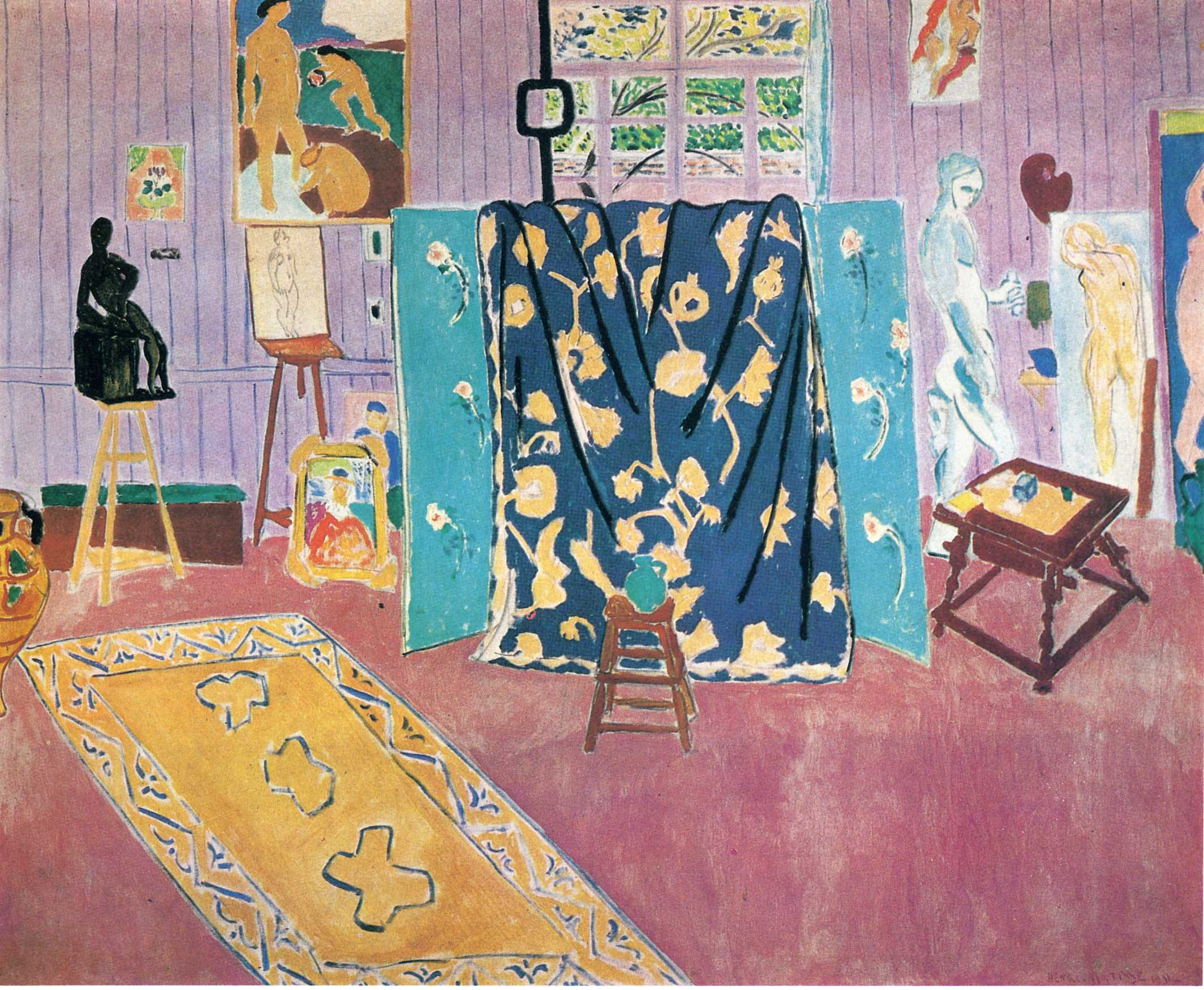 the-pink-studio-1911_Matisse