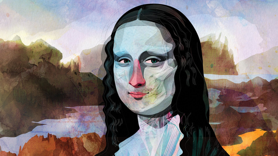 Science behind Mona Lisa smile 1