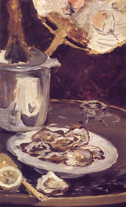 manet champagne bucket 1876