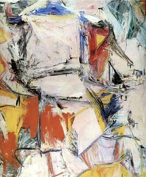 Interchange William de Kooning 1955