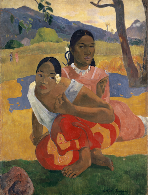 Paul Gauguin Whe Will You Marry Me
