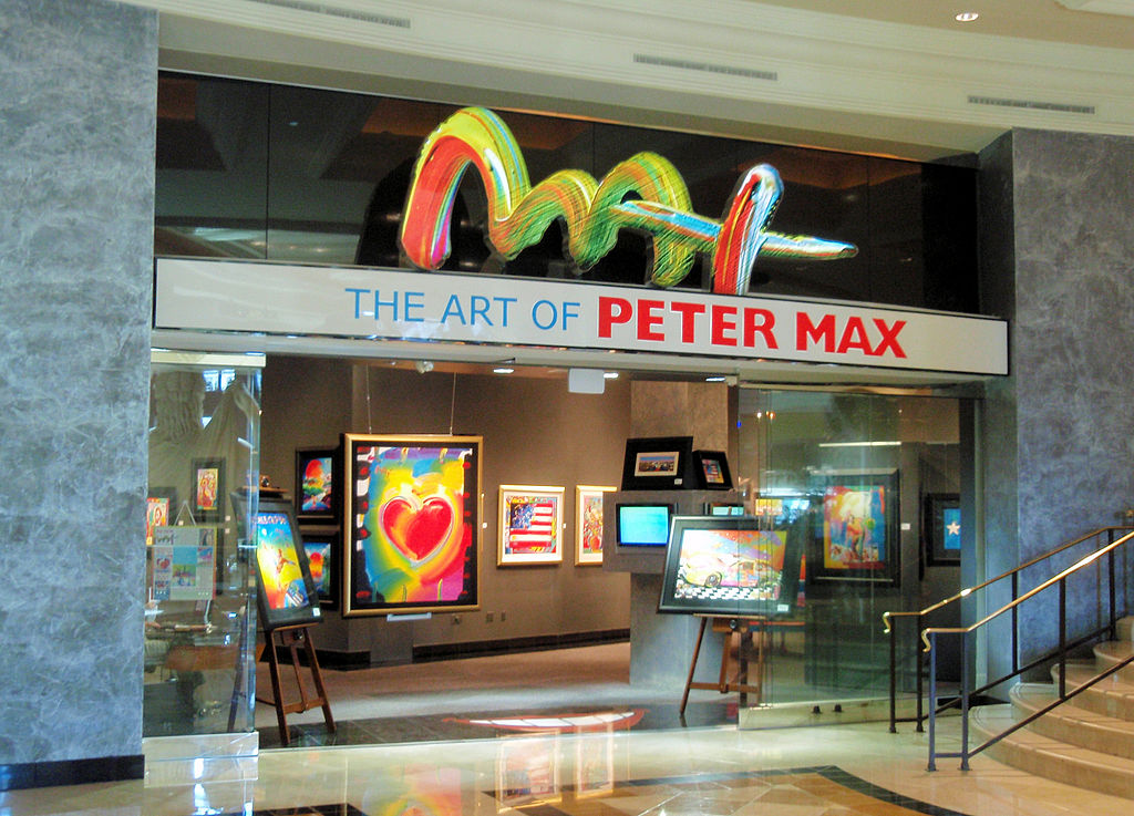 Max Store at the Shops in Ceasers Las Vegas