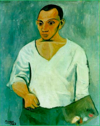 Picasso_Man_w_Book
