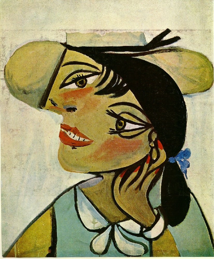 Picasso_Woman_w_double_head