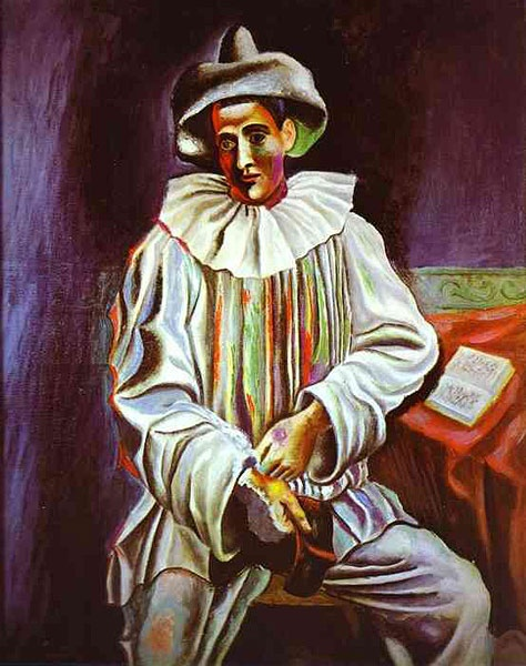 picasso_pierrot1918
