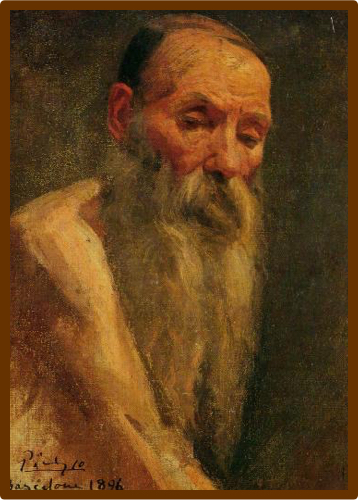 Picasso_Old_an_w_Beard