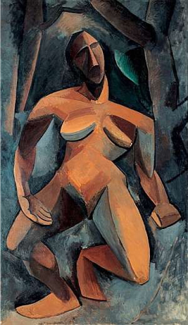 Picasso_Single_Naked_Woman