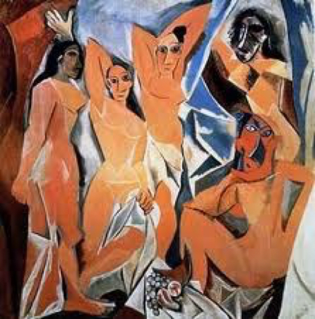 Picasso_Six_Naked_woman_