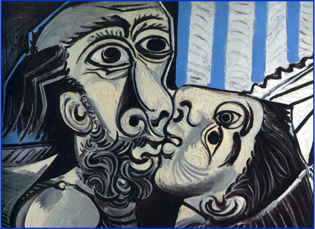 Picasso_the_Kiss