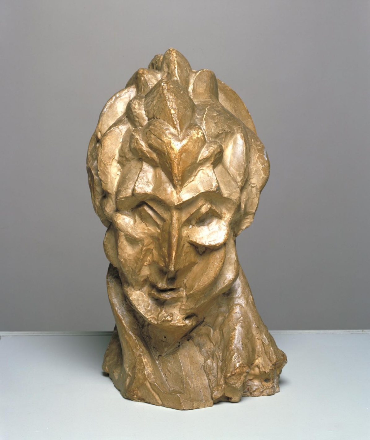 Picasso_Sculpture_Head_of_Woman