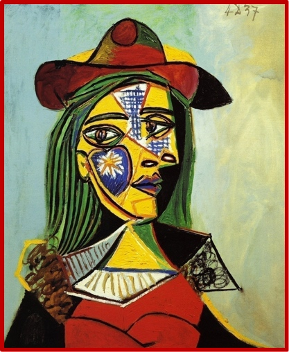Picasso_Woman_in_Red