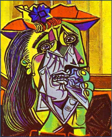 Picasso_Woman_in_Yellow_Crying