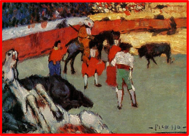 Piccaso_BullFight
