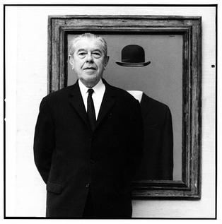 Rene_Magritte_by_Lothar_Wolleh