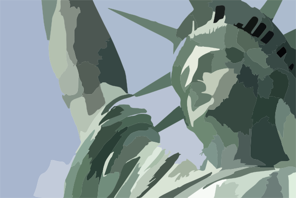 statue of liberty face hi